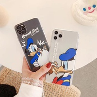 【MD19】 Donald Duck ❤ Chip ❤ Dale iPhoneケース  かわいい  iPhone 11/Pro/Pro Max/Max/Xr/XS/X/7/8/Plus