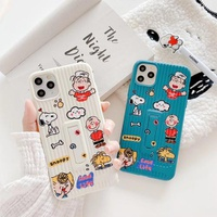 【MD68】 Snoopy ❤  かわいい  ❤  iPhoneケース  iPhone11/Pro/Max /6/7/8/Plus/X/XS/Xr/Max