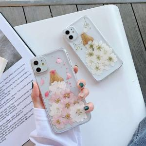 【MD40】 iPhoneケース  Flower  iPhone11/Pro/Max   気質  女の子  iPhone6/7/8/Plus/X/XS/Xr/Max
