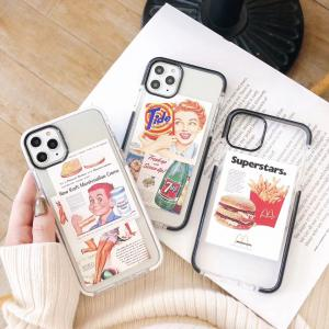 【MF49】 Kraft ❤ Tide ❤ Superstars  iPhoneケース  アイフォーンケース