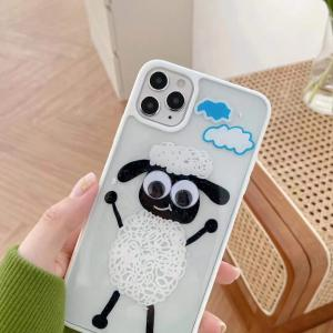 【S368】Shaun the Sheep  ❤️   iPhoneケース  ❤️  かわいい  ❤️  iPhone12/Pro/Max