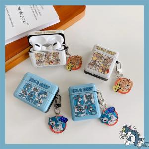 【AP01】❤️  Airpodsケース  ❤️  Tom  and  Jerry  ❤️    Airpods 1/Airpods 2/Airpods Pro