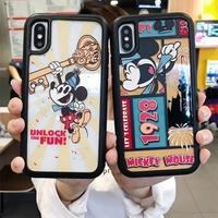 【MC75】 Mickey お洒落 iPhoneケース ❤ iPhone11/Pro/Max  かわいい iPhone6/7/8/Plus/X/XS/Xr/Max